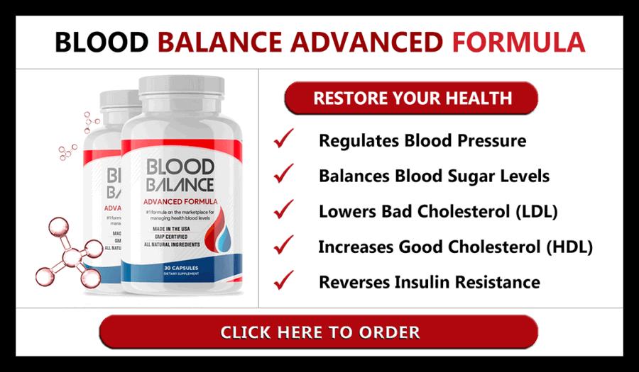 Blood Balance get now