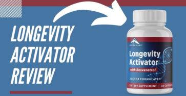 Longevity Activator Reviews: #1 Anti-Aging Product?