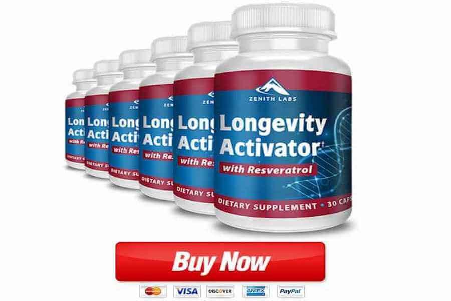 Longevity Activator buy now