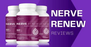 Nerve Renew Reviews: Advanced Nerve Support?