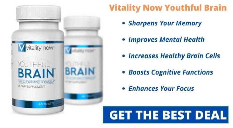 Youthful Brain Reviews and buy