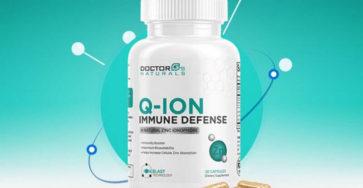 Q-ION Reviews: #1 Immune Defense Activator?