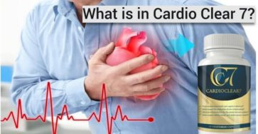 Cardio Clear 7 Reviews: A Shield For Your Heart At Any Age?