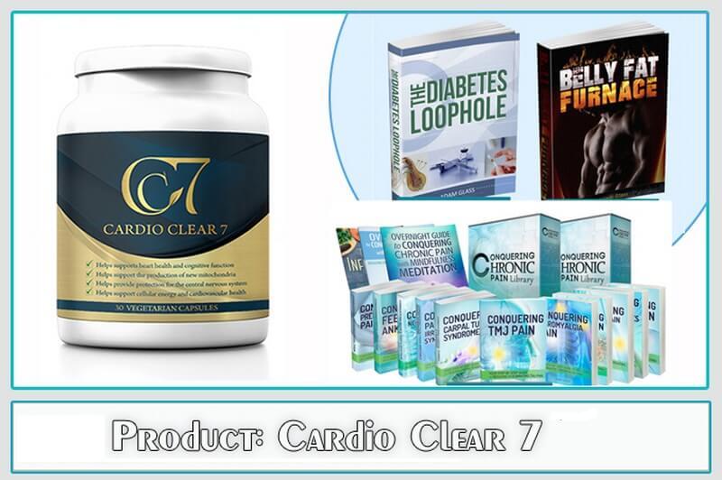 Cardio Clear 7 buy
